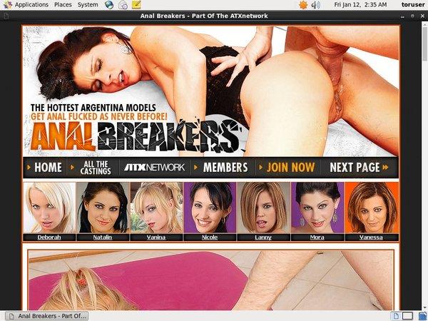 Analbreakers.com Renew