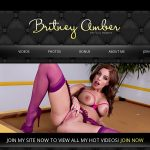 Britney Amber Billing Page
