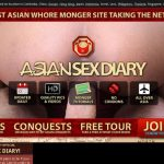 Discount Asian Sex Diary