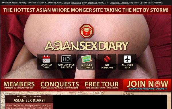 Discount Asian Sex Diary