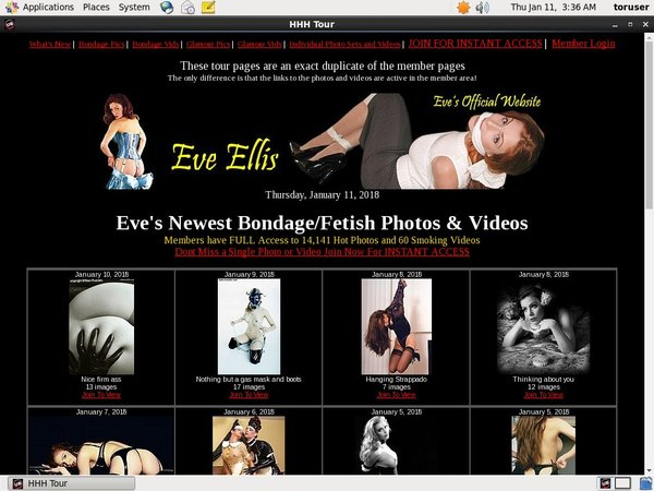 Free Account Hotinhighheels.com