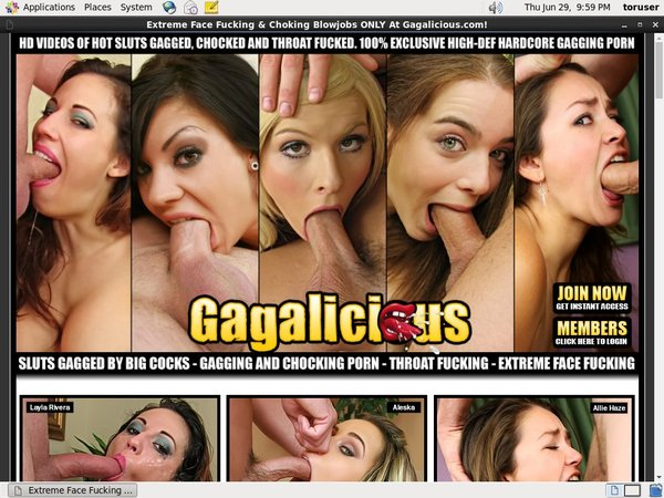 Gagalicious Full Free