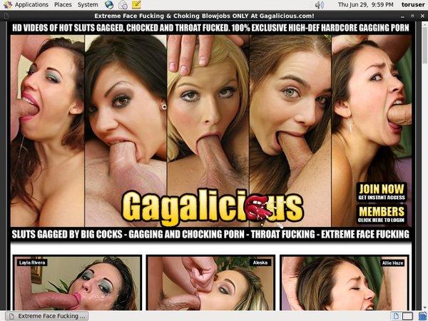 Gagalicious.com Ad