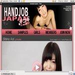 Handjob Japan Code