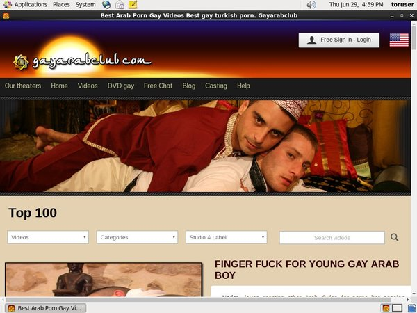 How To Get Gay Arab Club Account