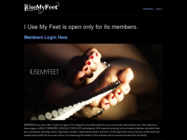Iusemyfeet.com Full Episodes