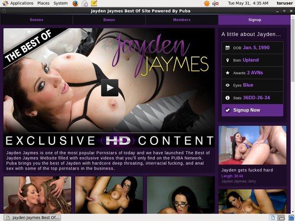 Jaydenjaymesxxx.com Network Password