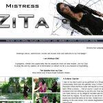 Mistress Zita Wachtwoord