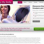 Mobile Buy My Socks Account