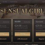 Sensual Girl New Videos