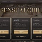 Sensual Girl Pasword