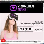 Virtual Real Trans 사용자 이름