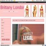 BrittanyLondon Discount Site
