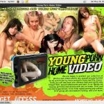 Young Porn Home Video Premium Acc