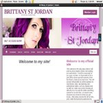 How To Get On Brittany St Jordan For Free