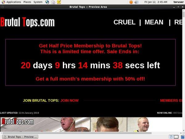 Brutaltops.com New Videos
