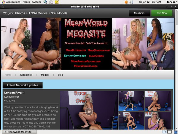 Mean World Collection