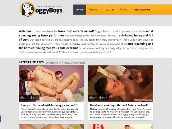 Doggyboys Account Premium Free