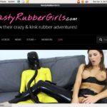Nasty Rubber Girls Password Account