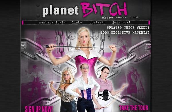 Planet Bitch Twitter