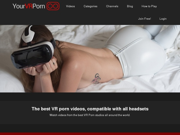 Your VR Porn With IDeal