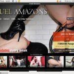 Deal Cruel Amazons