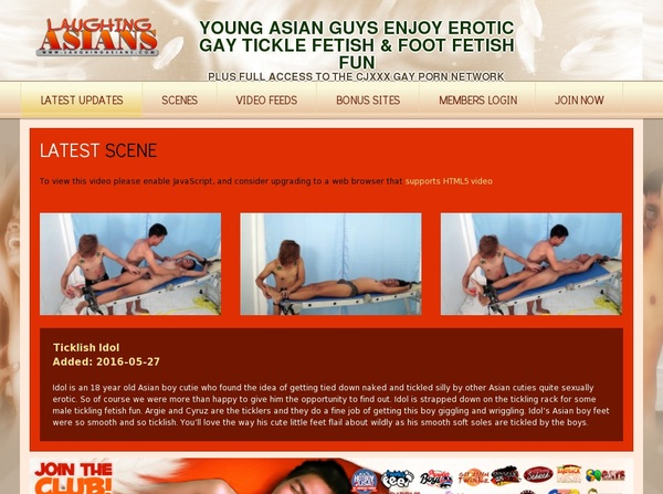 Laughingasians.com Free Collection