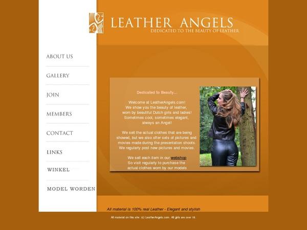 Leather Angels Tumblr