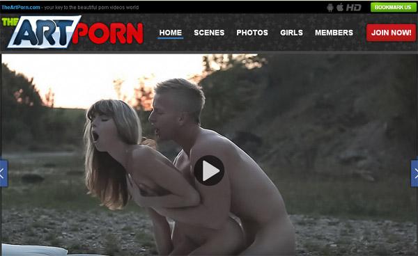 The Art Porn Pw