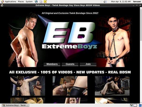 Free Extreme Boyz Acounts